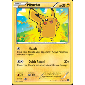 Deck Pikachu 70 Cards