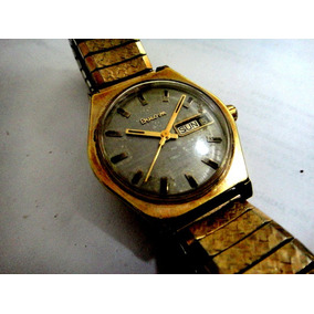 2d5a3e8a8d7 Relógio Bulova Plaque Ouro + - Joias e Relógios no Mercado Livre Brasil