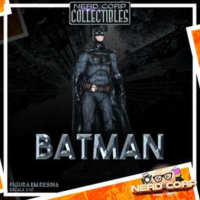 Estátua Em Resina Batman