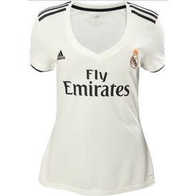 Jersey Dama Real Madrid 2018 en Mercado Libre México 55994692245ee