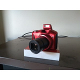 Camara Semiprofesional Canon Sx150is 14.1mp. 21xzoom