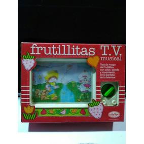 Frutillitas Tv Musical Citytoy