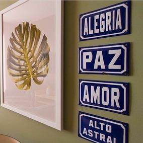 Kit Decorativo Alto Astral