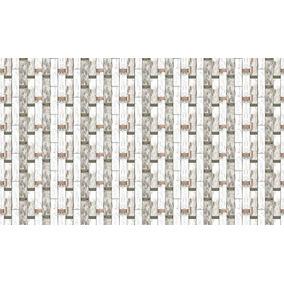 Tecido Karsten Wall Decor Madeira Rolo 6 Metros