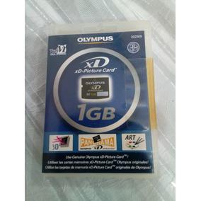 Memoria Xd 1gb Olympus - Original