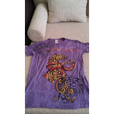 Franela 100% Original - Ed Hardy By Christian Audigier 74f6d872544