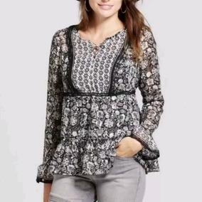 c68f533a06 Blusas Marca Ilusion - Vestidos de Mujer Negro en Jalisco en Mercado ...