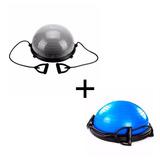 Meia Bola Bosu Body Balance Bomba Suporta Até 200kg no Mercado Livre ... e740d9c48b5ea