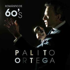 Cd Palito Ortega Romanticos 60s Nuevo En Stock