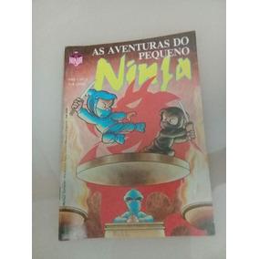 Gibi As Aventuras Do Pequeno Ninja N° 1