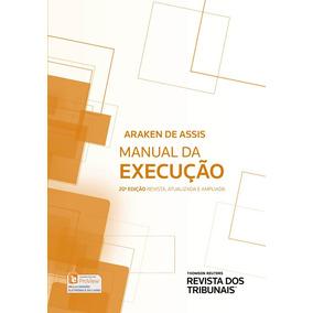 Manual Da Execução - 20ª Edição