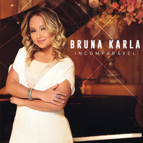 Bruna Karla Incomparavel Conbo Cd + Playback