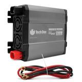Inversor 1200w Transformador 24v P/ 110v Veicular Tech One