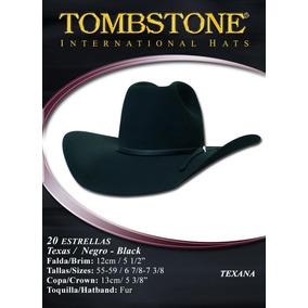 Texana Tombstone Mod.texas Negra(caballero) -el Güero- 3b78ca6b64d4