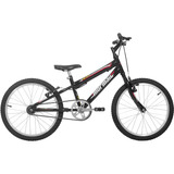 Bicicleta Mormaii Next Aro 20, Preta