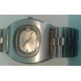 Vintage Antiguo Reloj Pulsera Hombre Aureole Automatico