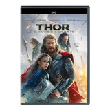 Dvd Thor O Mundo Sombrio - Chris Hemsworth Original Lacrado