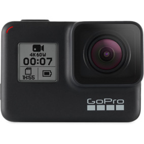 Câmera Gopro Hero 7 Black 12x S/ Juros Frete Gratis Lacrada
