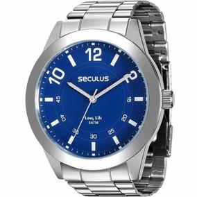 85426883bf5 Relógio Seculus Masculino Long Life 28883g0svna2 - Loja
