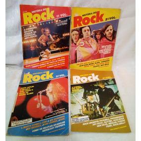 Revista Historia Do Rock 4 Volumes