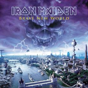 Lp Iron Maiden Brave New World 180g Lacrado Fretegratis