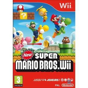 New Super Mario Bros Wii Usado