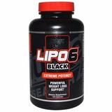 Lipo 6 Black 120 Capsulas! Original E Lacrado! Frete Grátis
