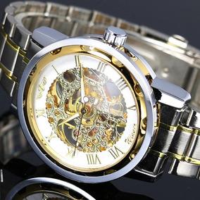 c9a4a0986ef Relogio De Luxo Automatico - Relógio Masculino no Mercado Livre Brasil