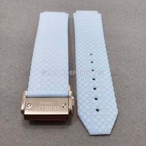 01126c94b0b Relógio Hublot Big Bang Branco E Rose - Relógios no Mercado Livre Brasil