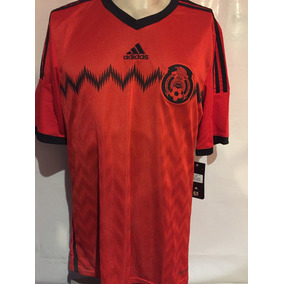 40f7c26624498 Jersey adidas Seleccion Mexicana 2014 100%original D88457