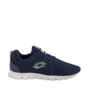 Tenis Casual Lotto Oxygen One 0228 Hombre 25-29 Ps_182956