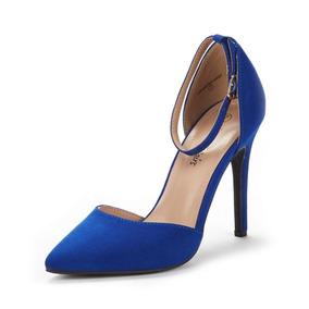 cd17ba475fb Zapato Fiesta Numero 41 - Zapatos Azul en Mercado Libre México