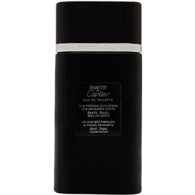 3765898e24f Perfume Cartier Santos De Cartier Eau De Toilette 100ml - Perfumes ...