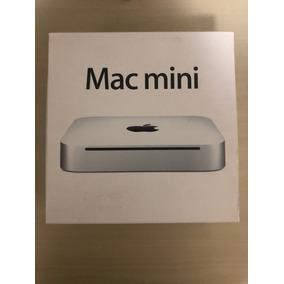 Mac Mini Com 8gb Ram + Teclado E Mouse Apple - Ótimo Estado