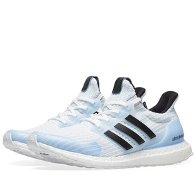 1d122d7ce Tenis adidas Game Of Thrones Ultra Boost 4.0 White Walker