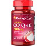 Coenzima Co Q10 200mg Puritan´s Pride 60 Caps Val 01/2021