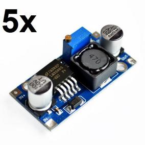 5x Regulador De Tensão Lm2596 Conversor Dc-dc Step Down
