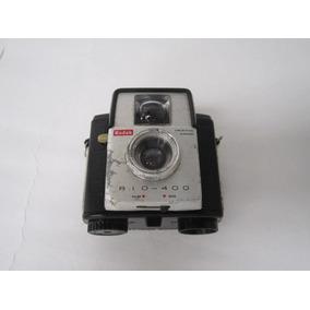 Câmera Kodak Antiga Objetiva Dacon Rio-400 Frete Grátis
