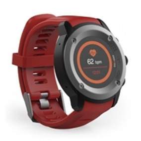 Ghia Smart Watch Draco /1.3 Touch/heart Rate/bt/gps/rojo