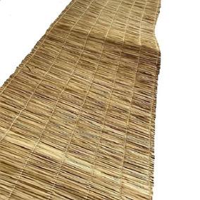 Esteira Palha 3,20m Tapete / Forro / Decoração / Pergolado