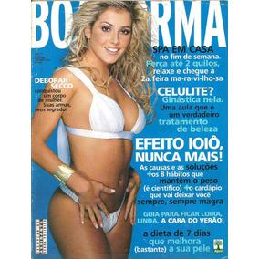 Revista Boa Forma 2012 - Deborah Secco - Bianca Castanho