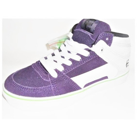 Tênis Etnies Rvm Grey/purple Skate Shoes