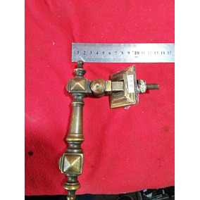 Antiguo Llamador De Puerta De Bronce Nº555