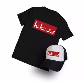 Kit Haikass Boné Camiseta Camisa Dmc - Pormoção 42232050f87