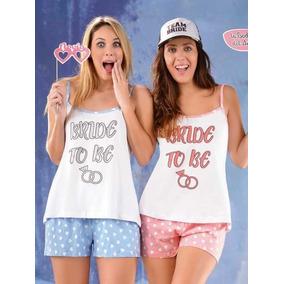 e9f002d7eb Pijamas Caro Cuore - Pijamas de Verano Rosa claro en Mercado Libre ...
