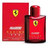 Scuderia Racing Red Caballero Ferrari Edt Spray 125 Ml