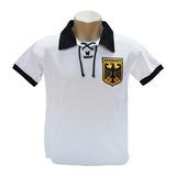 Camisa Alemanha 1974 - Futebol no Mercado Livre Brasil 2c3fcaf748bfe