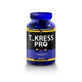 T Kress Pro Original 1 Frasco 60 Caps Tkresspro Frete Gratis