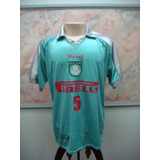 Camisa Futebol Palmeiras Sp Rhumell Pirelli Jogo 2207