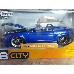 Miniatura Jada 1/24 Mustang Conversivel